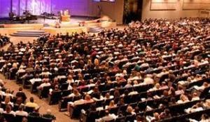satu kegiatan gereja