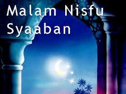 Amalan malam nisyfu sya'ban