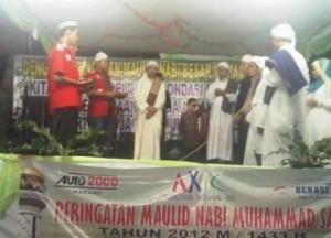 Shalahudin Alayubi memberantas acara-acara maulid nabi sebelum menyerang pasukan salib