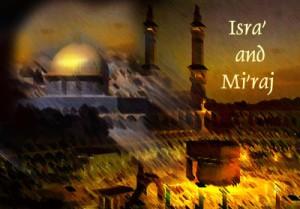isra mi'raj bukan di bulan rajab