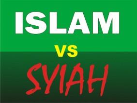 ISLAM VS SYIAH