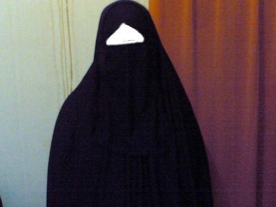 Kisah Wanita Bercadar Pergi Pasar Dikatain Setan Nyata Cadar Foto