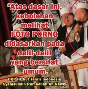 fatwa nyeleneh DPP HTI
