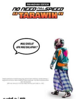 tarawih racing