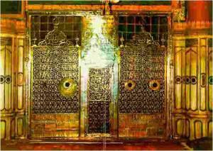 isu pemindahan makam nabi