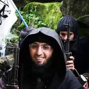 bukan foto pimpinan ISIS