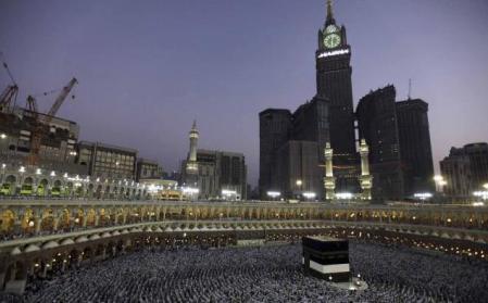 Pelebaran masjidil haram