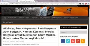 ngawurnya HIZBUT TAHRIR INDONESIA