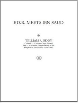 FDR meet ibn saud