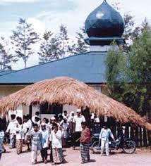 masjid di papua