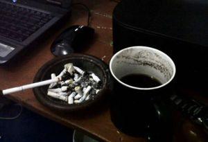 Rokok menipumu sebelum membunuhmu