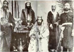 foto syaikh muhammad bin abdul wahhab