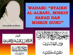 Syaikh al-Albani Miskin Sanad dan Miskin Guru